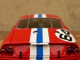 Ferrari 365 GTB/4 - PAUL NEWMAN - 24 Daytona - Diecast 1/18 KYOSHO
