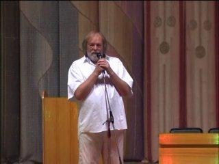 Встреча с автором и режиссером сериала ИГРЫ БОГОВ Сергеем Стрижаком Новосибирск июнь 2009 г