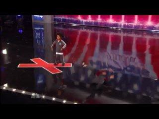 Future Funk. 5. 9 America's Got Talent 2010. auditions LA.