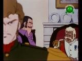 Легенда о Зорро (анимэ) 16 серия