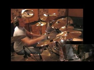 Jan Benkwitz - Behemoth-Daimonos Drumming