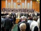 Gaudeamus (международный гимн студентов) в исполнении хора МИФИ