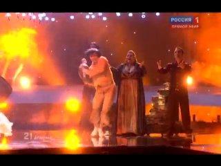 Ева Ривас и Дживан Гаспарян-Apricot Stone(Финал Евровидения)