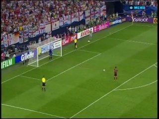 ЧМ-2006 1\4 финала Англия - Португалия (трансляция BBC)