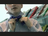 как правильно и красиво завязать галстук-бабочку, видеоинструкция GQ