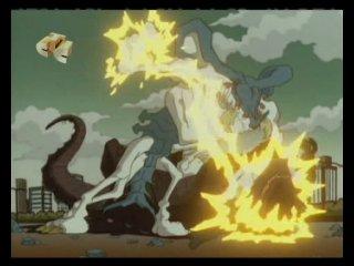 Godzilla:The Series (Годзилла) s1e4-10