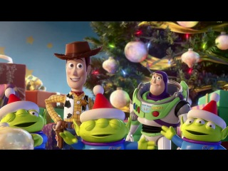 Toy Story christmas Greeting