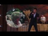 LOST Nostalgy - Jimmy Kimmel Live Show: Доминик Монаган с новым хитом ко Дню Благодарения