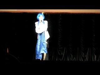 15. Караоке-новички №4 World Is Mine - (vocaloid Kaito) - Chio (Балашиха)