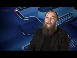 Дугин о памятнике Петру