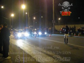 (714) - SkullRoadTeam 25.09.2010 - Alfa Romeo vs KIA Spectra