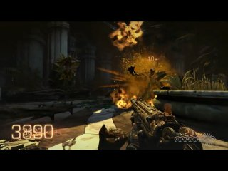 Bulletstorm - End of E3 Demo Gameplay Movie