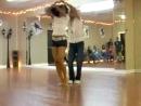 Ataca Jorgie & La Alemana Sexy Bachata Performance  Song Xtreme.avi