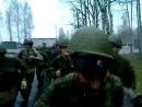марш-бросок 5 роты 2 батальона п.Бугры в\ч 75752)