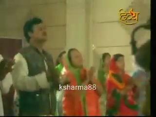 Maa Ambe Ji Ki Aarti (Jai Ambe Gauri) - Anuradha Paudwal