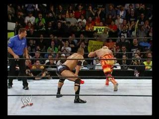 WWE The Rock vs Hulk Hogan No Way Out 23.02.2003
