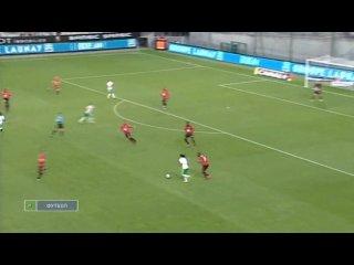 Обзор 3-го тура Французской Лиги 1 по футболу,сезона 2010-2011 годов на НТВ-Плюс Футбол.