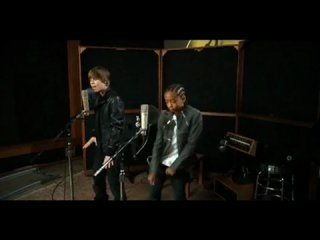 Justin Biber-Never Say Never ft. Jaden Smith на фильм Каратэ-пацан