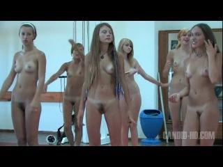 Секс аэробика голышем видео