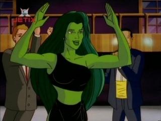 Невероятный Халк 1 сезон 15 серия / The Incredible Hulk 1x15 [HD]