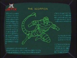Человек-паук 1994 года ( Сезон 4, Серия 5 ) Напарники