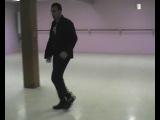 Как научиться танцевать как Майкл Джексон 5 часть [uchieto.ru]