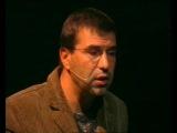 Евгений Гришковец – О чувствах, любви и метро (отрывок из спектакля