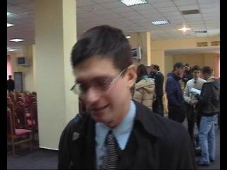 Привет от Киевской Международной Христианской Церкви братьям и сестрам в Новосибирске.