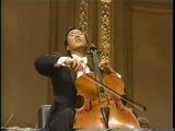 Yo-Yo Ma - Daniel Barenboim (CSO) - Elgar Cello Concerto_ 2nd mvmt