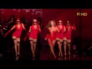 Beyonce - Sweet dreams. Live. MTV EMA. 2009