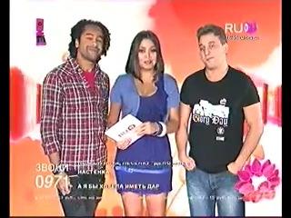 VJ Диля & Группа ПМ - Стол заказов (RU.TV) (23.03.2011)