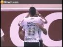 Роберто Карлос забил чудо-гол с углового