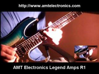 Dimitar nalbantov - amt electronics legend amps r1 - test improvisation.flv