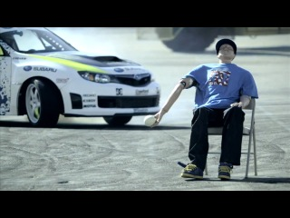KEN BLOCK GYMKHANA TWO THE INFOMERCIAL - Subaru Impreza Wrx Sti