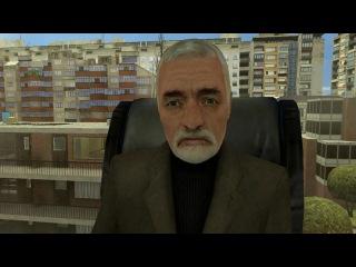 Half-Life 2 Хроники Gman Эпизод 3