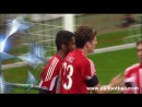 ЛЧ 10-11. Бавария - Интер (1-1, Гомес 21)
