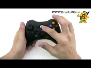 Sidex.ru Видеообзор Xbox 360 Slim 250 Gb (Forza3 & Alan Wake) RKI00039 (rus)