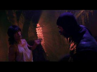 Liu Kang vs Reptile (Mortal Kombat 1995)