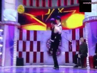 YouTube - [ENG] 100918 SHINee Taemin Minho - Dancing Salsa @ SK