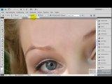 Adobe Photoshop – Устраняем солнечные блики на лице
