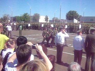 Присяга 23 мая 2010 г. Тоцкое-4, вч 12128 | ВКонтакте