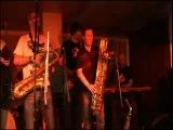 The Haggis Horns - Live at The HiFi Leeds 2008