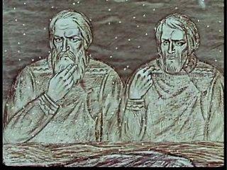 Поморская быль (по сказу Бориса Шергина, режиссер Леонид Носырев, 1988)