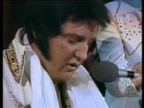 Elvis Presley на последнем дыхании исполняет Unchained Melody