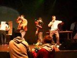 17 сентября 2010 Hip Hop Big Jam. Видеоотчёт (Ikambi Gwa Gwa, MC Arnold, MC Dronas, 34-S, MC Mars, Volt, Komar)
