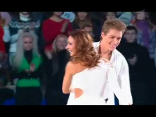 Лёд и пламень Алексей Воробьёв и Татьяна Навка