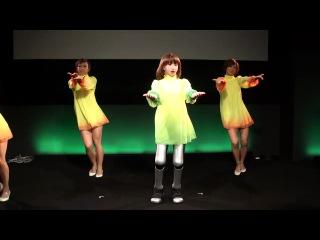 [Future] Первая робото-певица из Японии