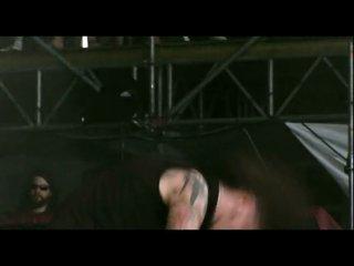 Deadlock - The Brave / Agony Applause Live (Ня!!!)
