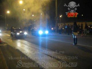 (214) - SkullRoadTeam 25.09.2010 - ВАЗ 2112 vs Chevrolet