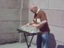 Полонез Огинского - Игра на хрустальных бокалах